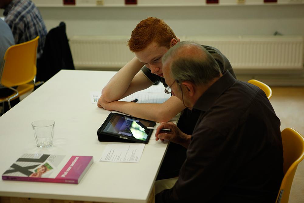 Animo iPad-cursus overweldigend, stop op aanmeldingen
