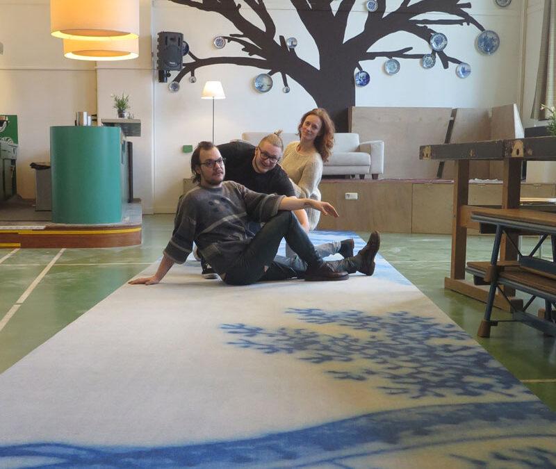 TEFAF vanaf nu bij Coöperatie Blauwdorp by LEFteam