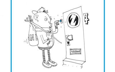 Zwerfjongeren ontdekken hun talent bij Coöperatie Blauwdorp by LEFteam