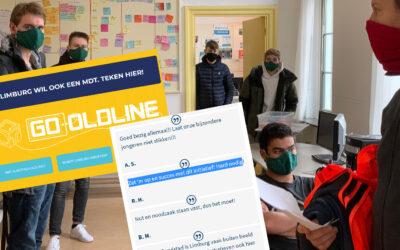Petitie bevestigt: Limburg wil een (zelfstandige) MDT!