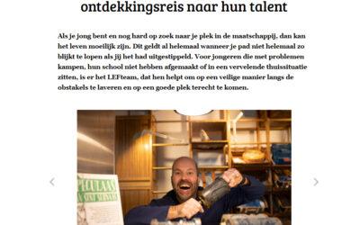 LEF voelt zich 'Thuis in Maastricht'